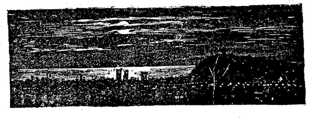 Dionís Baixeras, iŀlustració per a El transplantat, de Narcís Oller (1886).