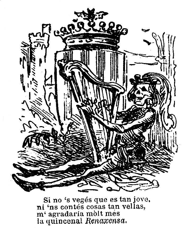 """""""La Renaixença"""" i l'antiquarisme jocfloralesc"""