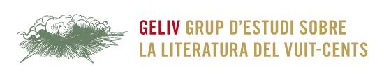 GELIV - Grup d'Estudi de la Literatura del Vuit-cents
