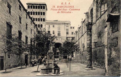 125 Barcelona pl Rei font